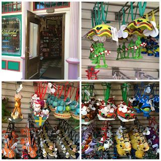 it's a wonderful shop disney pixar ornaments