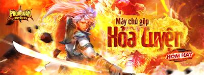 game phong van truyen ky may chu hoa luyen