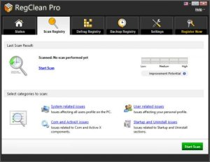 SysTweak Regclean Pro 8.3.81.946 Multilingual Full Version