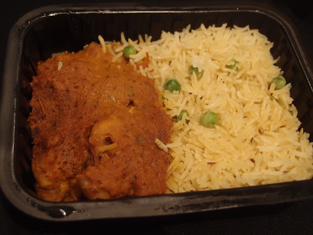 Home-style Chicken Curry with Pea Pulao
