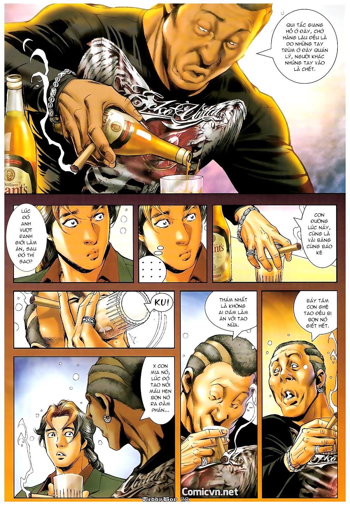 Người Trong Giang Hồ - Chapter 1245: Giang Hồ - Pic 24