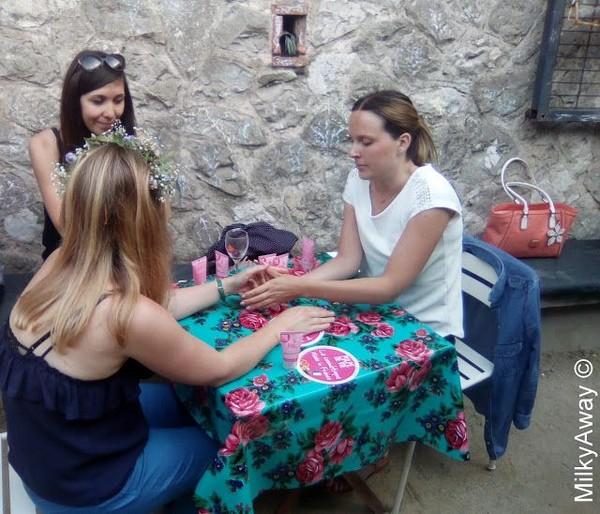 Atelier massage des mains Pulpe de Vie