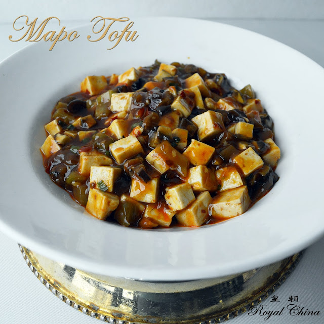 Mapo Tofu from Royal China