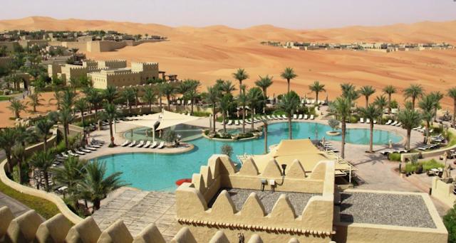 The Liwa OASIS, UAE
