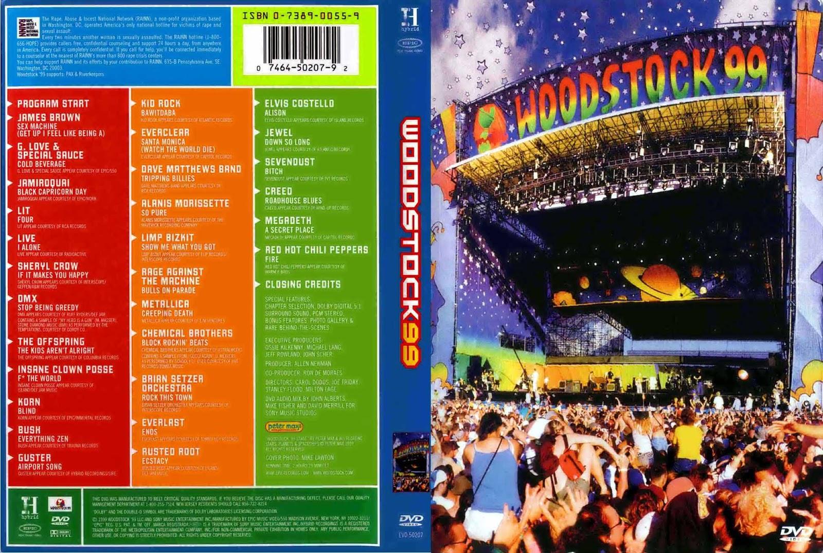 YOUDISCOLL: WOODSTOCK ( Rock & Jazz )