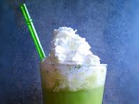 Resep Rahasia : Green Tea Frappuccino ala Starbucks