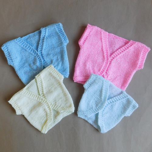 Angelita Baby Bolero Jacket - Free Pattern