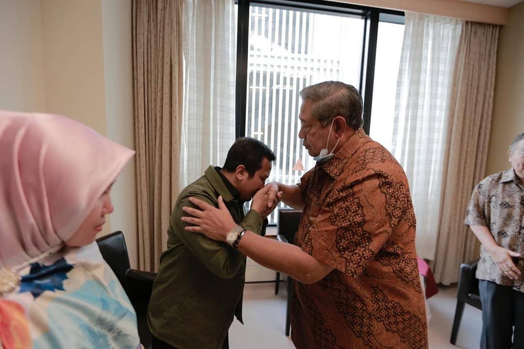 Ust Yusuf Mansur: Saya 10 Tahun Bersama SBY