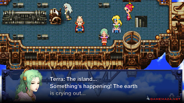 Final Fantasy VI Gameplay Screenshot 2