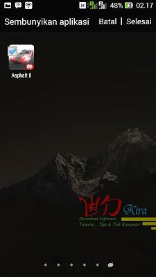 Wd-Kira, Cara menyembunyikan dan menampilkan Aplikasi Pada ZenUI Launcher, Cara mudah menyembunyikan aplikasi Android tanpa root, Fitur utama ZenUI, Fitur-fitur Asus Zenfone, Fitur terbaru pada ZenUI Launcher