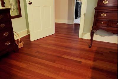 Bảo quản và vệ sinh sàn gỗ tự nhiên thật đơn giản
