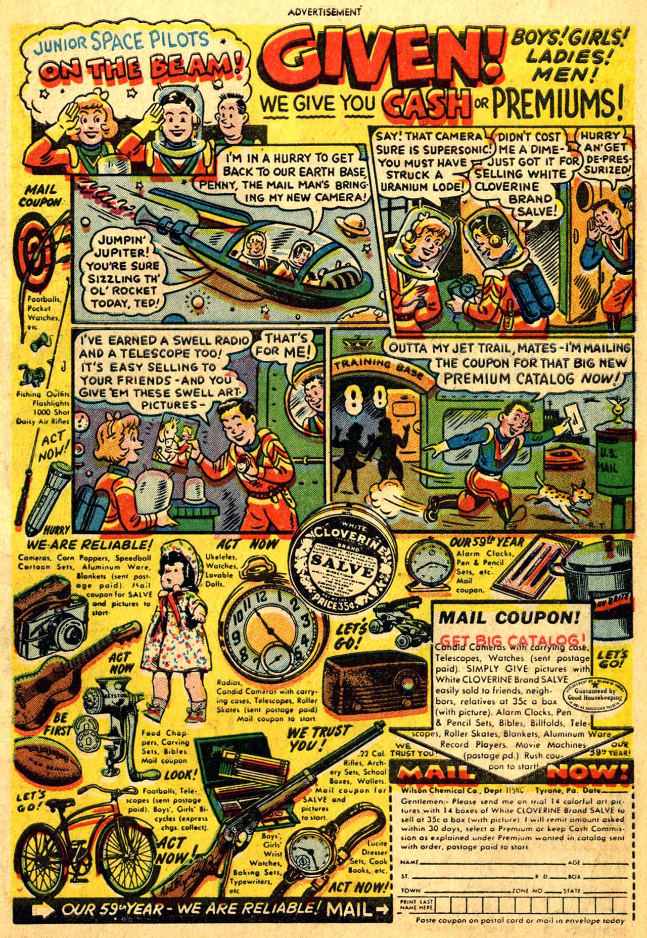 Read online Detective Comics (1937) comic -  Issue #205 - 33
