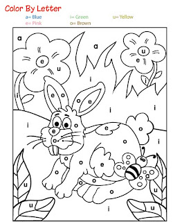 Coloriage Code Lapin.Coloriage Magique Ms A Imprimer Liberate