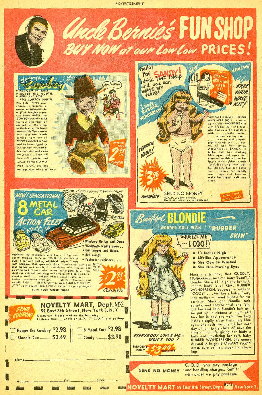 Strange Adventures (1950) issue 26 - Page 34
