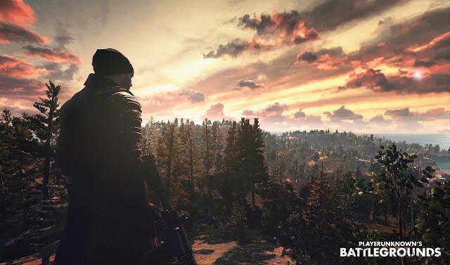 Обои 6 Playerunknown's Battlegrounds