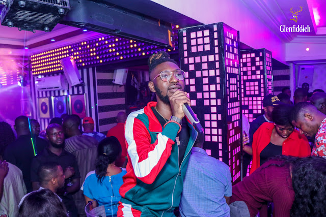 Highlights from #Mavericksnight with Burna Boy and Manolospanky at The Boss Port Harcourt