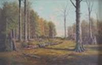 William McKendree Snyder Painting $3,000