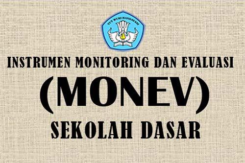 Instrumen Monitoring dan Evaluasi Guru