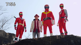 The Alumni Sentai