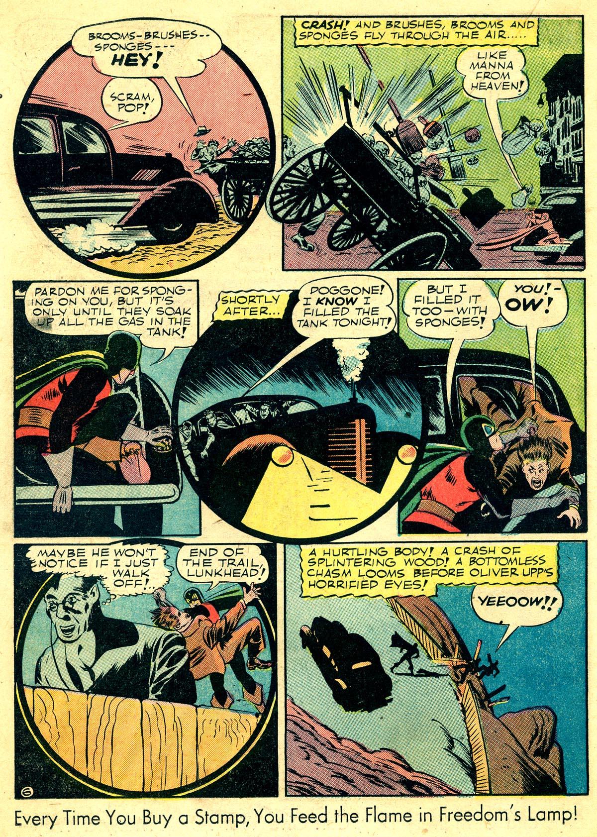 Read online All-American Comics (1939) comic -  Issue #60 - 32