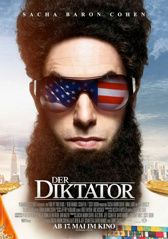 The Dictator จอมเผด็จการ HD 2012