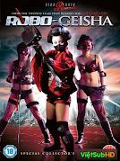 Người Máy Geisha