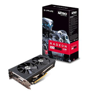 Radeon RX 480 8 gigabyte