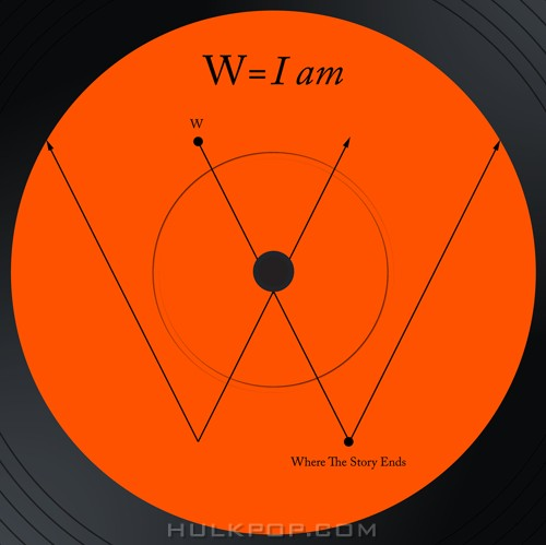 W (Where the story ends) – I Am – EP