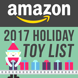 The Amazon 2017 Holiday Toy List Has Landed