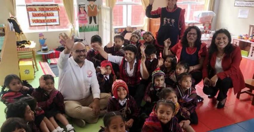 MINEDU: Ministro de Educación visitó Apurímac y firmó convenio de creación de instituto de excelencia - www.minedu.gob.pe