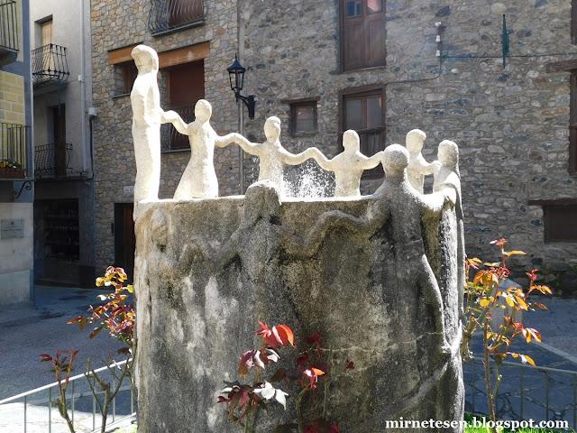 Андорра-ла-Велья, исторический центр