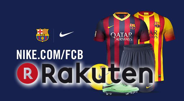 Nike avisa al Barça: si llega Rakuten, habrá problemas