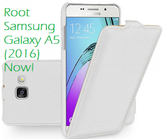 How To Root Samsung Galaxy A5 (2016) A510M
