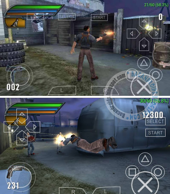 Game PSP Dead To Rights Reckoning ISO HighCompress