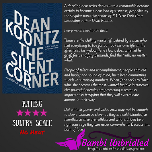 ARC Review: The Silent Corner by Dean Koontz