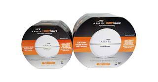 Arris Surfboard Routers and Extenders