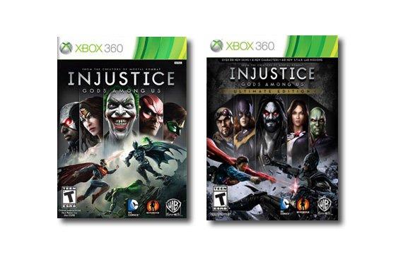 Injustice: Gods Among Us ya se puede jugar en ONE
