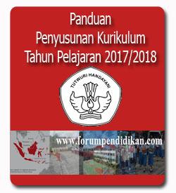 Petunjuk Penyusunan KTSP, Tahun Pelajaran 2017/2018