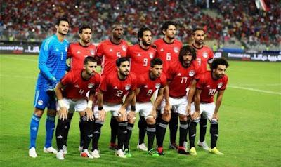 محمود كهربا, محمد صلاح, قائمة المحترفين, منتخب مصر, مباريتى كينيا وجزر القمر, لاعبى الاوليمبى,