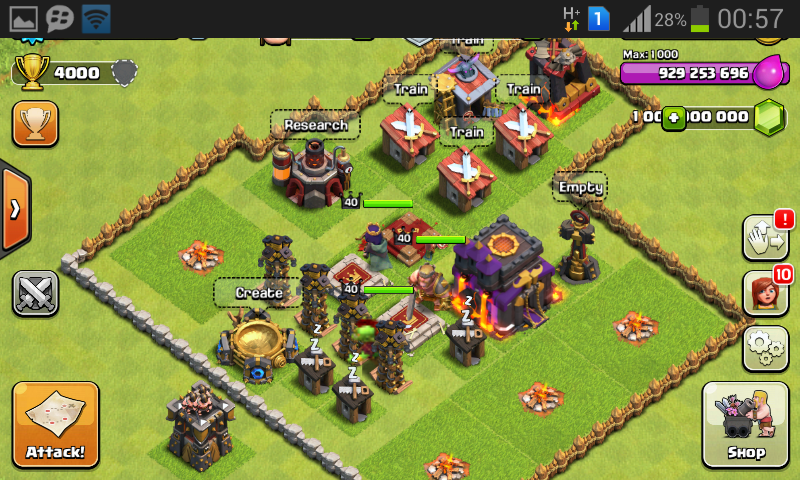 Chinese Indonesia Clan COC | Fastest Loading Responsive ...