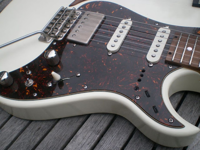 Tausch Electric Guitars Doubleneck Custom