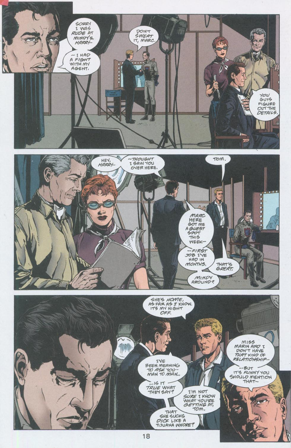 Read online American Century comic -  Issue #6 - 18