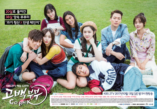 Go Back Couple poster