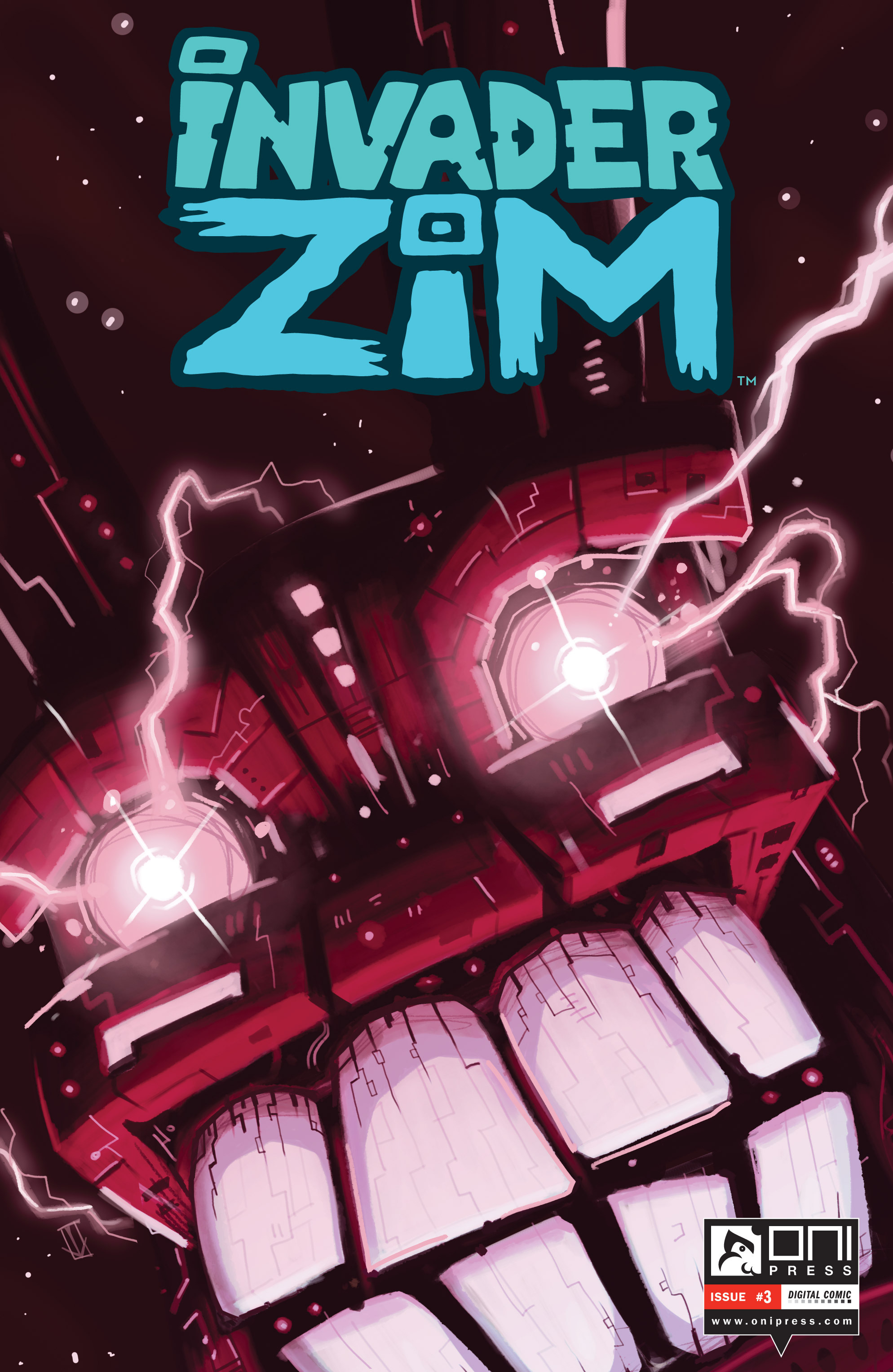 Invader Zim 3 Page 1