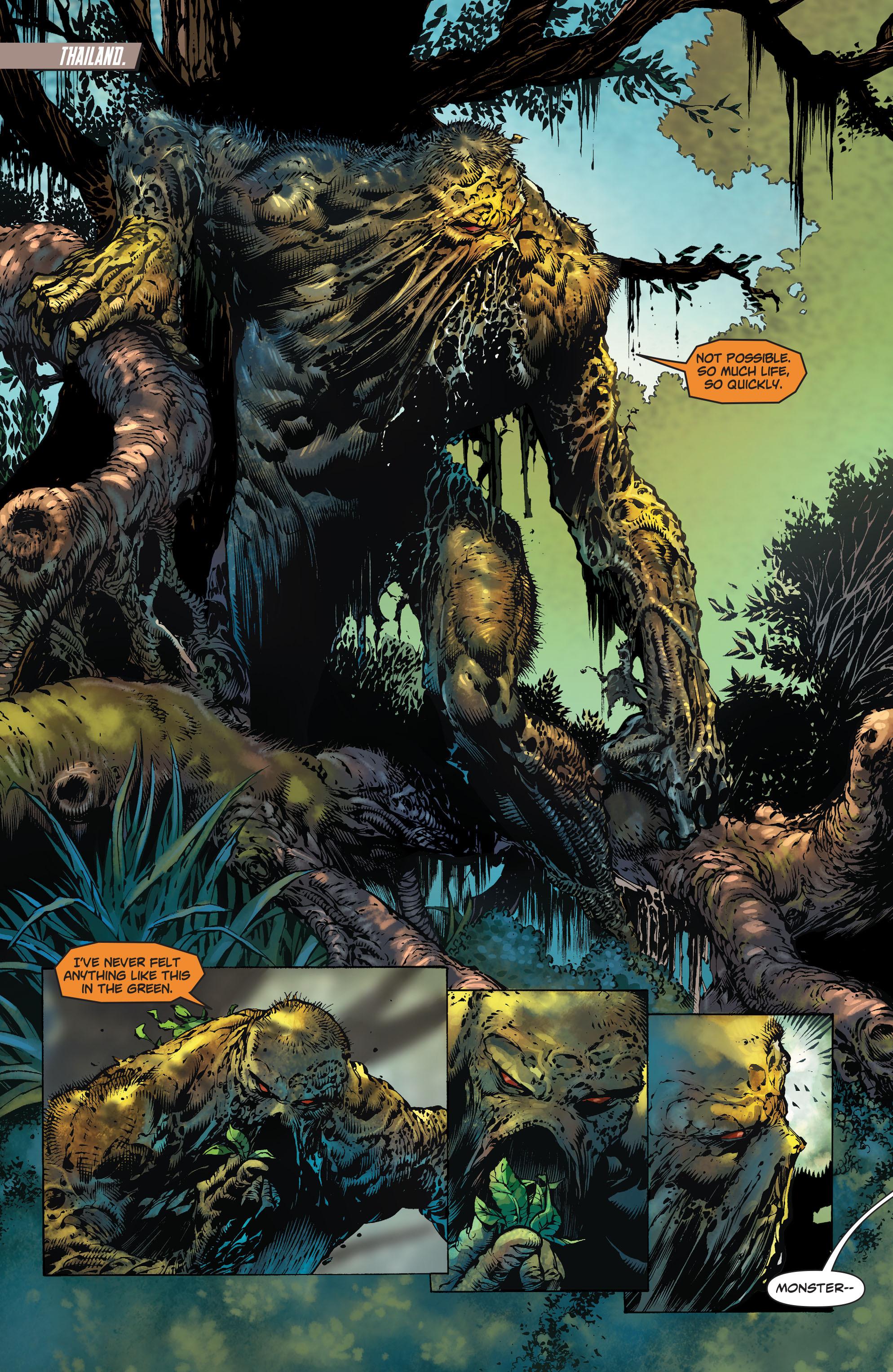 Read online Wonder Woman (2011) comic -  Issue #36 - 11