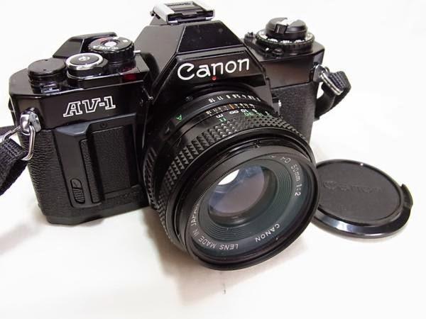 [底片機] Canon AV-1 光圈先決的精彩 - kj0902的創作 - 巴哈姆特