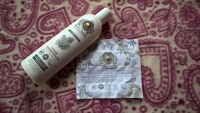 Recenzja - White Agafia balsam cedrowy do włosów