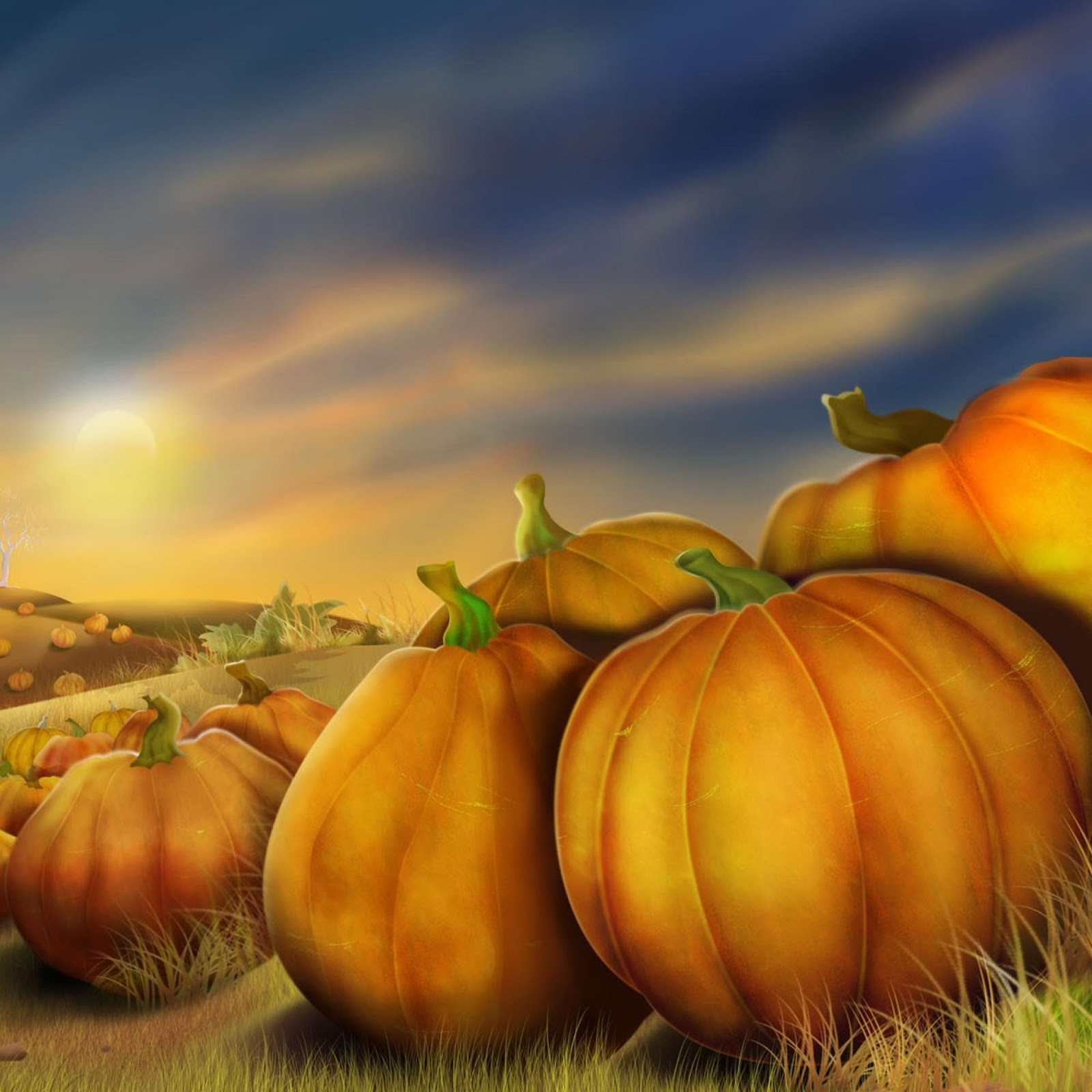 IPad Wallpapers: Free Download Thanksgiving IPad