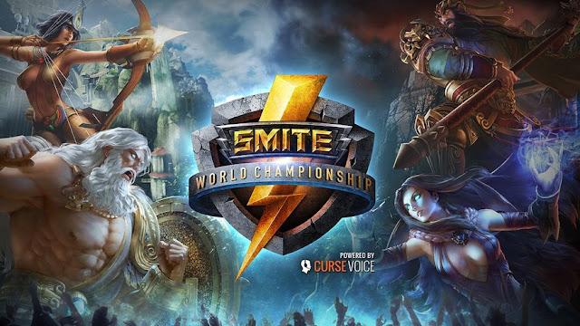 Smite llega también a Ps4, noticias de videojuegos