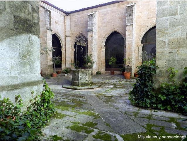 Claustro de la Catedral de Coria, Extremadura